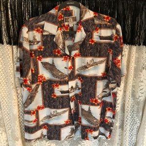 Kalaheo, Hawaiian shirt